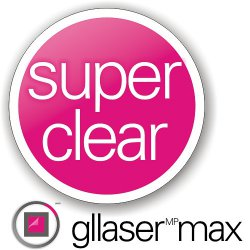 Folia Ochronna Gllaser MAX SuperClear do LG L3 Swift